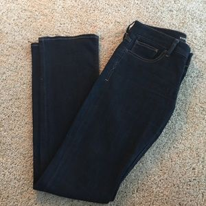 Express jeans low rise boot cut